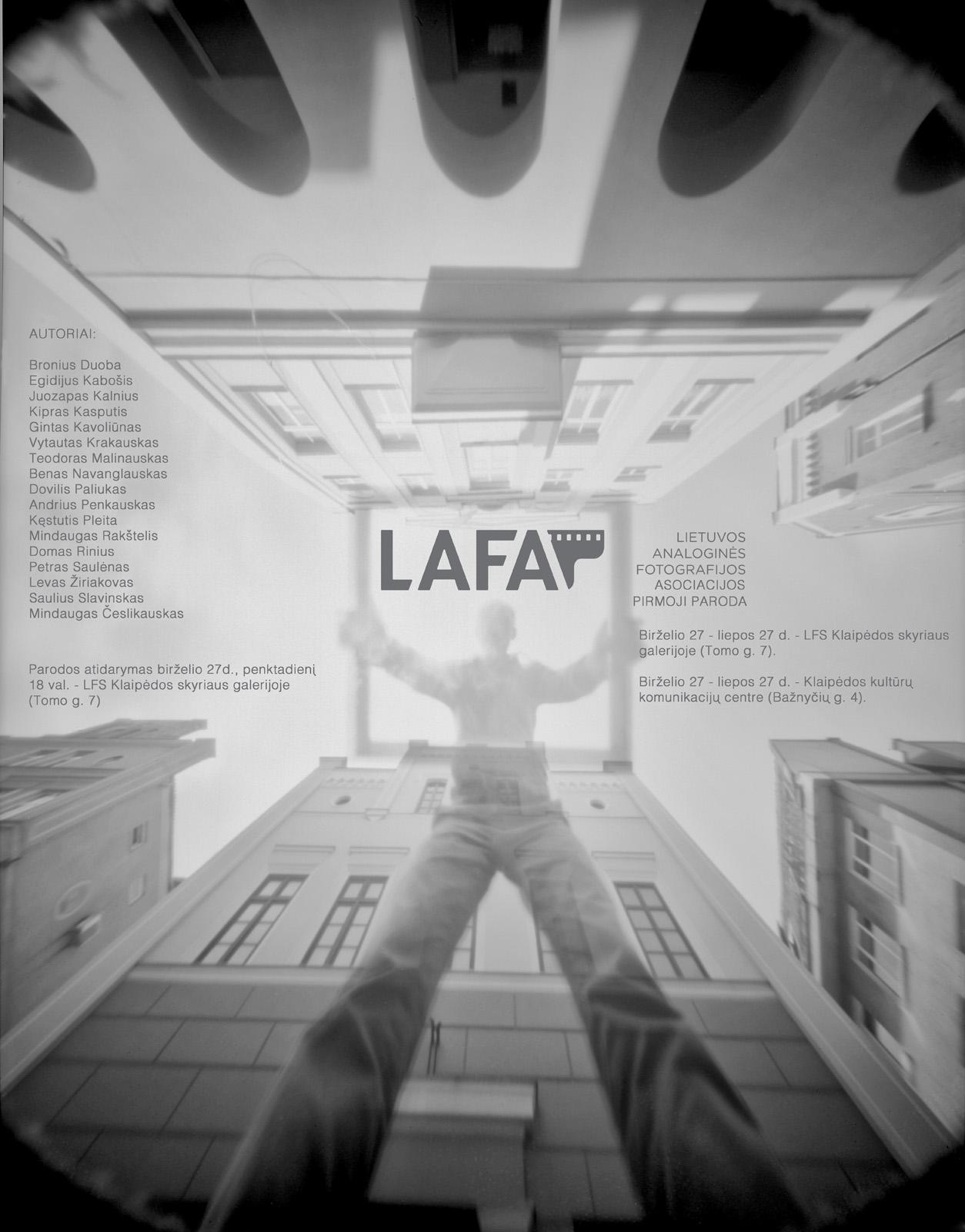 LAFA_Klaipeda_plakatas